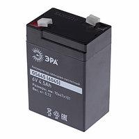 Аккумулятор ЭРА 6v 4,5Ah GS645 свинцово-кислотный