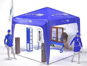 Рекламная палатка
