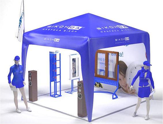 Рекламная палатка, фото 2