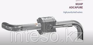 M3HP Adcapure High purity ball valves
