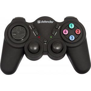 Беспроводной геймпад Defender Game Racer Wireless PRO