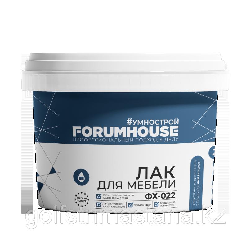0,75 л. Лак для мебели ФХ-022