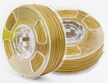 CR PLA пластик Gold Creality 1.75