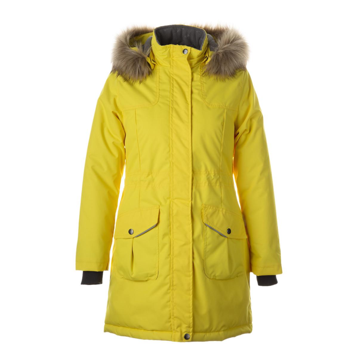 Куртка для девочек Huppa MONA 2, желтый