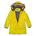 Куртка для девочек Huppa MONA 2, желтый, фото 4