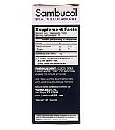 Sambucol, сироп из черной бузины, оригинальная рецептура, 120 мл (4 жидк. унции), фото 2