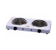 Плитка электрическая 2х конфорочная Hot Plate