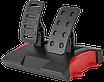 Игровой руль Defender Forsage Sport USB-PS3 датчик Холла, 12кнопок, фото 2