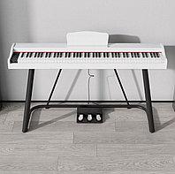Цифровое молоточковое пианино Kloden-88W белое