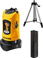 STAYER линейный лазерный нивелир SLL-1 34960-1 Professional