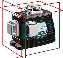 KRAFTOOL линейный лазерный нивелир LL3D 34640_z01 Professional