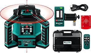 KRAFTOOL ротационный лазерный нивелир в кейсе RL600 34600_z01 Professional