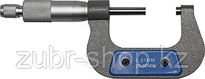 ЗУБР 25-50 мм, микрометр гладкий механический 34480-50_z01