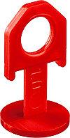 ЗУБР 100 шт, 1 мм, зажим для системы выравнивания плитки (СВП) 33861-100