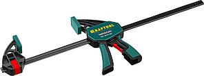KRAFTOOL 600х85 мм, струбцина пистолетная GP-600/85 32226-60_z01