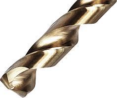ЗУБР Ø 9.5 x 133 мм, сталь Р6М5К5, класс А, сверло по металлу КОБАЛЬТ 29626-9.5 Профессионал