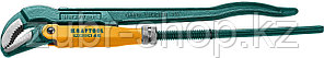 KRAFTOOL №2, изогнутые губки, ключ трубный PANZER-45 2735-15_z02