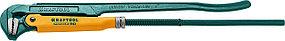 KRAFTOOL №4, прямые губки, ключ трубный PANZER-90 2734-30_z02