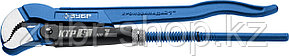 ЗУБР №1, изогнутые губки, ключ трубный КТР-S 27336-1_z02 Профессионал