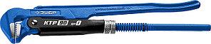 ЗУБР №0, прямые губки, ключ трубный КТР-90 27335-0_z02