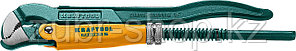 KRAFTOOL №0, изогнутые губки, ключ трубный PANZER-S 2733-05_z02
