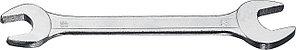 СИБИН 19х22 мм, оцинкованный, гаечный ключ рожковый 27014-19-22_z01