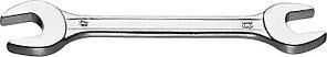 СИБИН 13х17 мм, оцинкованный, гаечный ключ рожковый 27014-13-17_z01