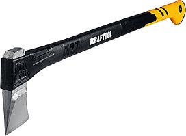 KRAFTOOL Х27 2.8 кг, 920 мм, топор-колун 20660-27