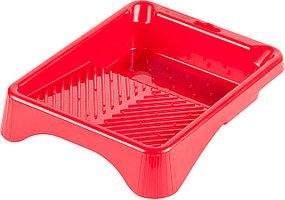 ЗУБР 200х240 мм, для валиков до 140 мм, ванночка малярная 06055-14 Профессионал