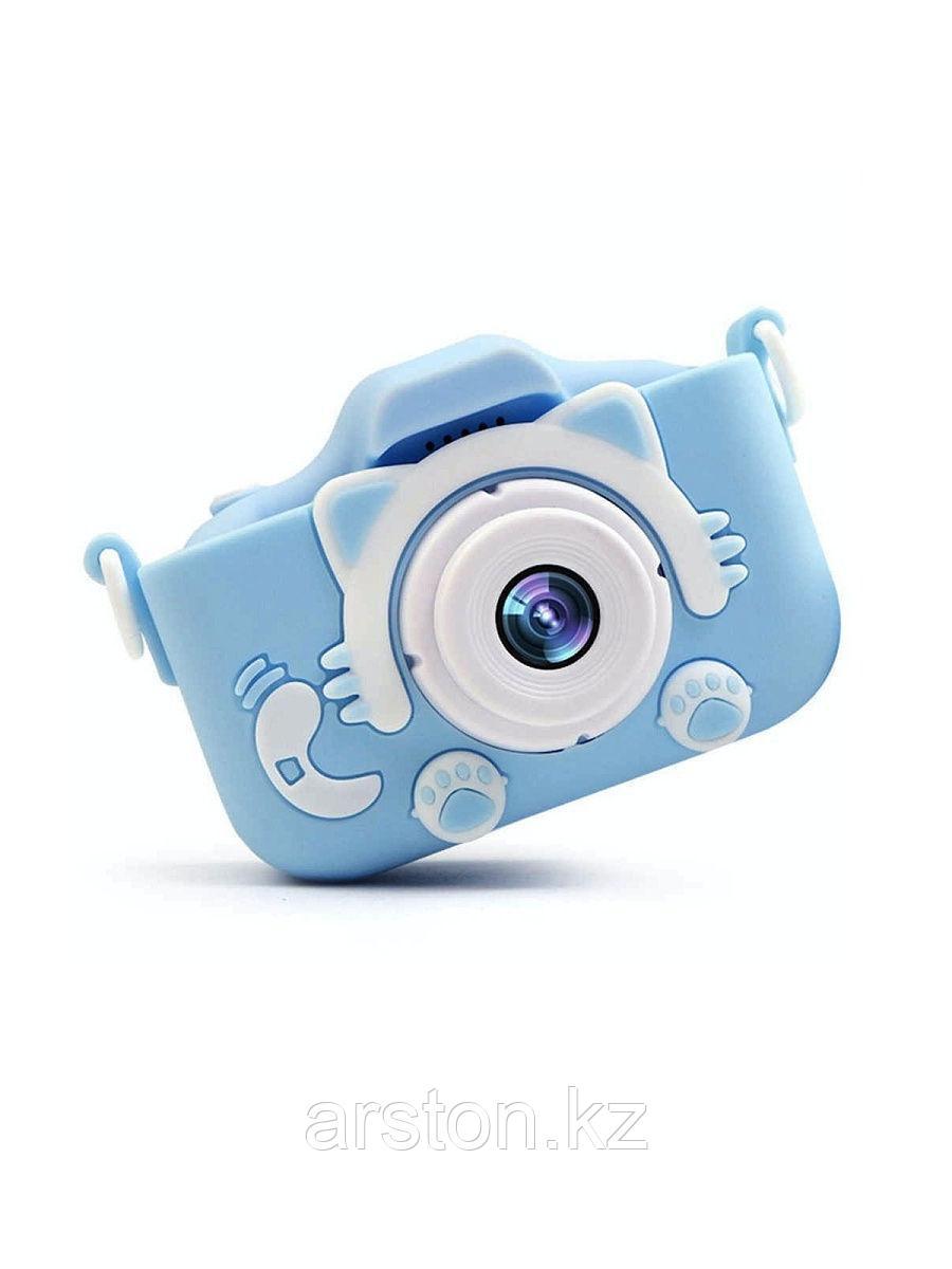 Детский Фотоаппарат Kids Camera Котенок