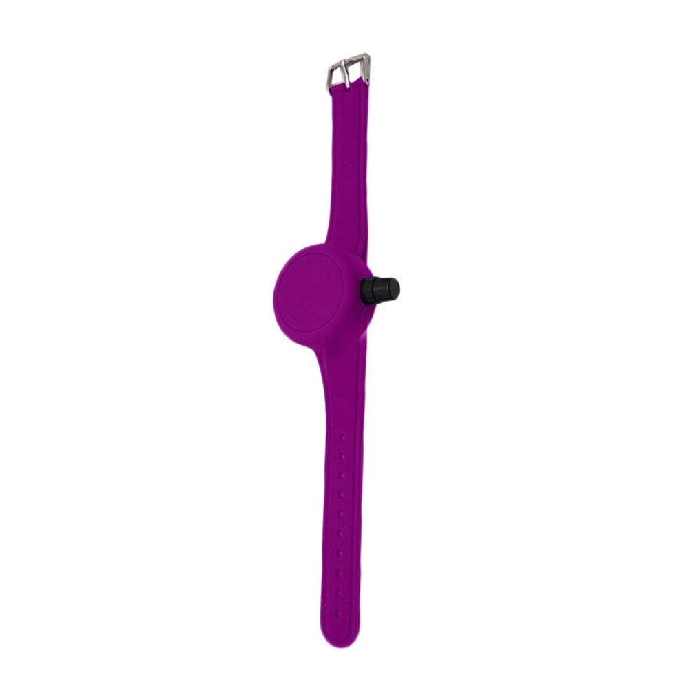 Антисептический браслет для рук - фиолетовый