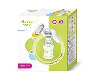 Молокоотсос ручной (Happy Care, Швейцария)