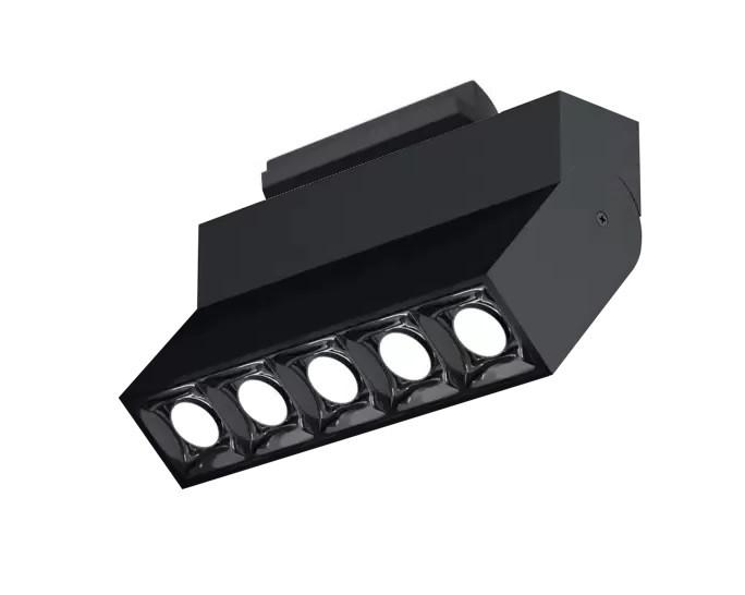 Трековый светодиодный светильник BLACK BOOK 10W-4000K-35°