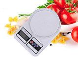 Кухонные электронные весы Electronic Kitchen Scale SF-400, фото 7