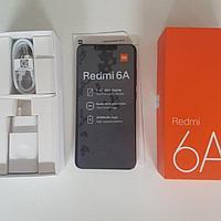 Xiaomi Redmi 6A 16Gb RAM 2Gb (белый) б/у