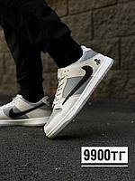 Кеды Nike Sb сер чер лого, фото 1