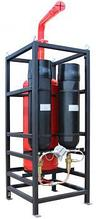 Модуль газопорошкового пожаротушения Vm=900 m3 МГПП - 110-CO2-30-РХ-АВСЕУ2 ВВ