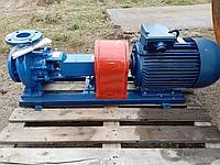Насос К 80-50-200 с электродвигателем 15кВт 3000 об/мин.