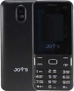 Мобильный телефон Joys S10 черный