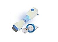Расческа электрическая с вытяжкой от педикулеза V-COMB, фото 1