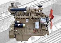 Двигатель Cummins, Mitsubishi для экскаватора Hyundai R210LC.