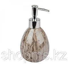 Дозатор для ж/мыла керамика Оникс коричневый CE1033B-LD