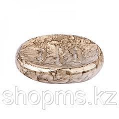 Мыльница керамика Оникс коричневый CE1033B-SD