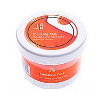 J:ON Альгинатная маска ОЧИЩЕНИЕ И СУЖЕНИЕ ПОР CLEANSING & PORE CARE MODELING PACK, 18 гр