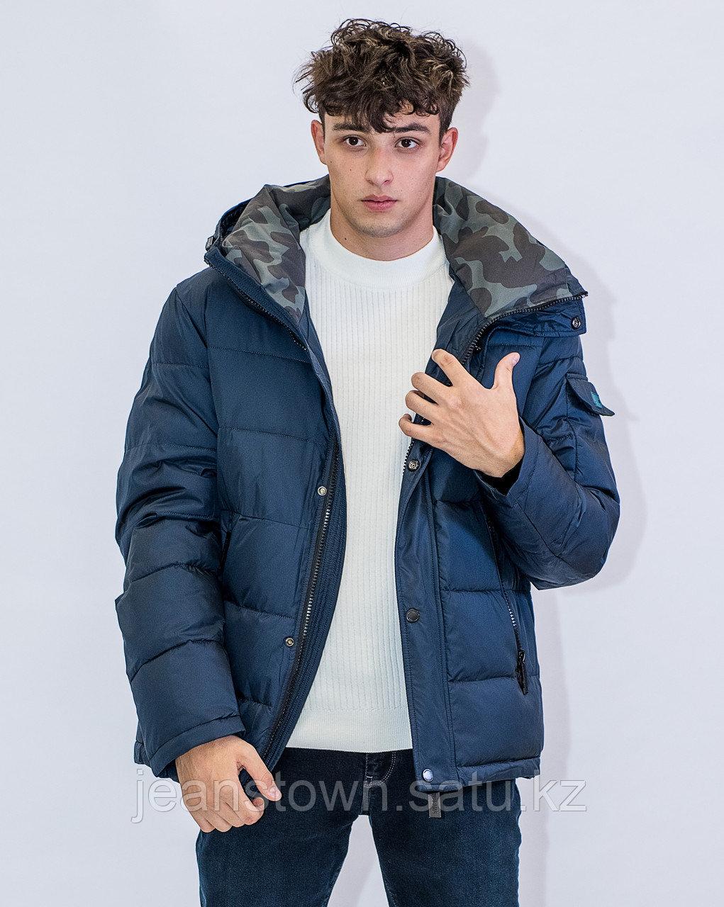 Куртка мужская зимняя Vivacana  синяя