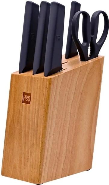 Набор ножей Huo Hou Fire Kitchen Steel Knife Set 6 предметов