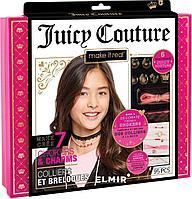 Набор для создания украшений Make it Real Juicy Couture Элегантные чокеры, фото 1