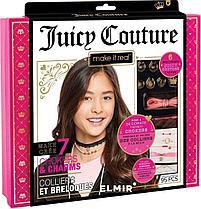 Набор для создания украшений Make it Real Juicy Couture Элегантные чокеры