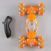 JZL: Радиоуправляемая машинка  27см, оранжевая с пультом 1244229