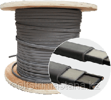 SAMREG 30-2, Саморегулирующийся нагревательный, греющий кабель (без оплетки) - 30 Вт